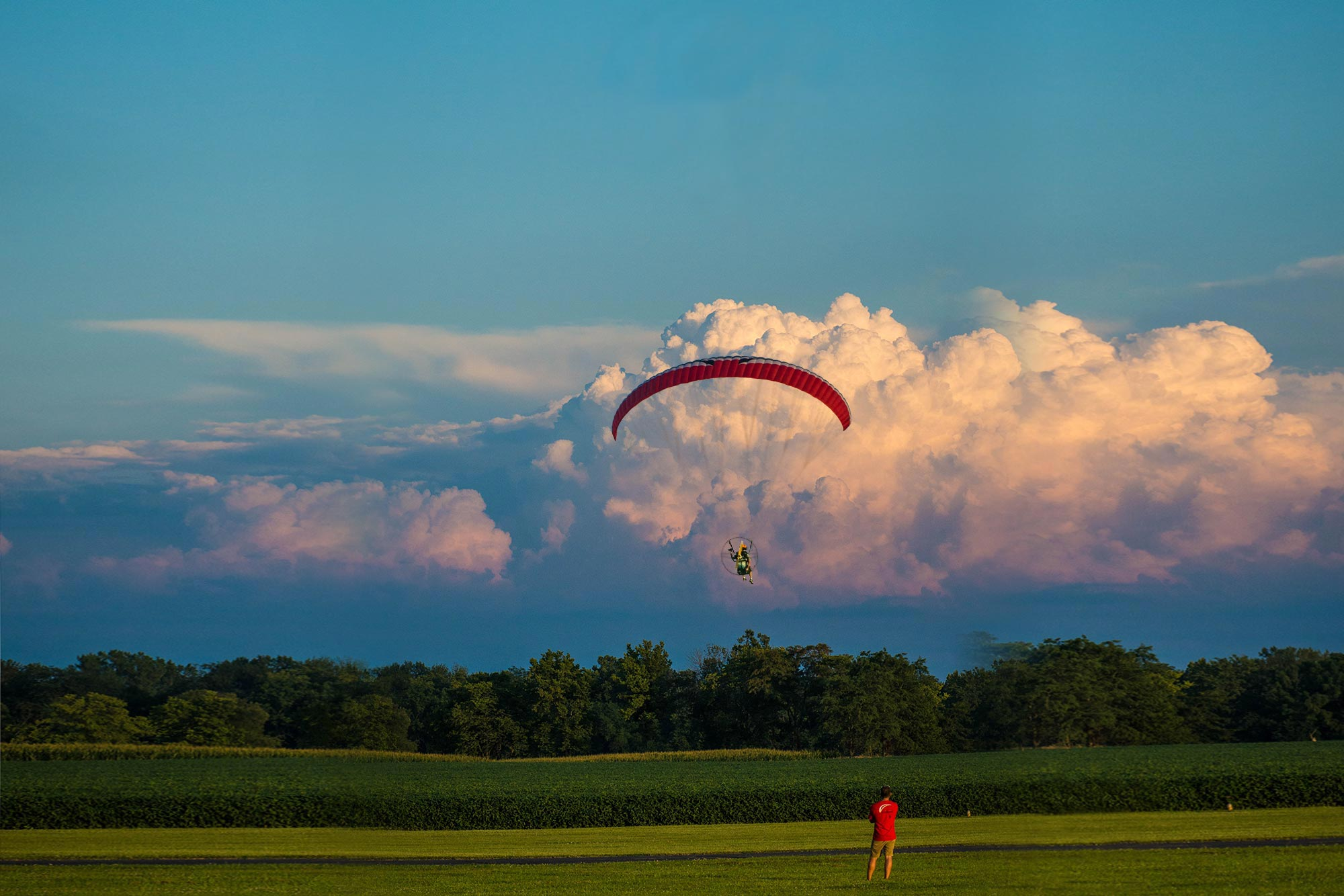 Midwest Powered Paragliding | The Premier Paramotor Training